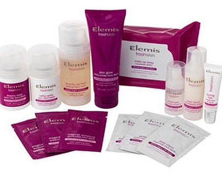 Skincare begins with Elemis
