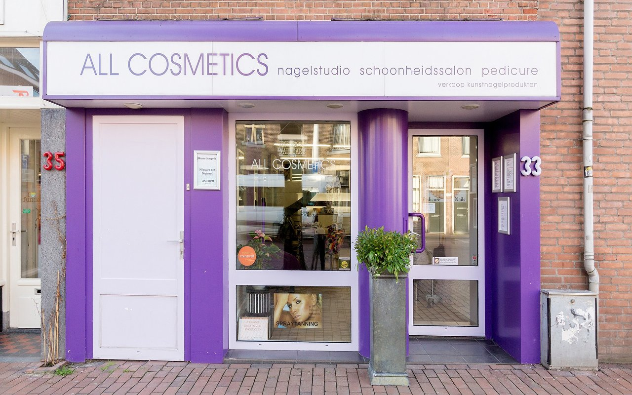 All Cosmetics | Nagelstudio in Korevaarstraat, Leiden - Treatwell