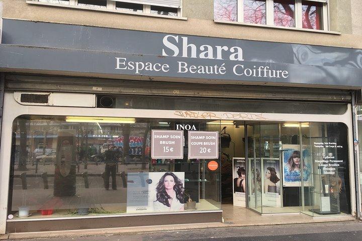 Shara coiffure belleville