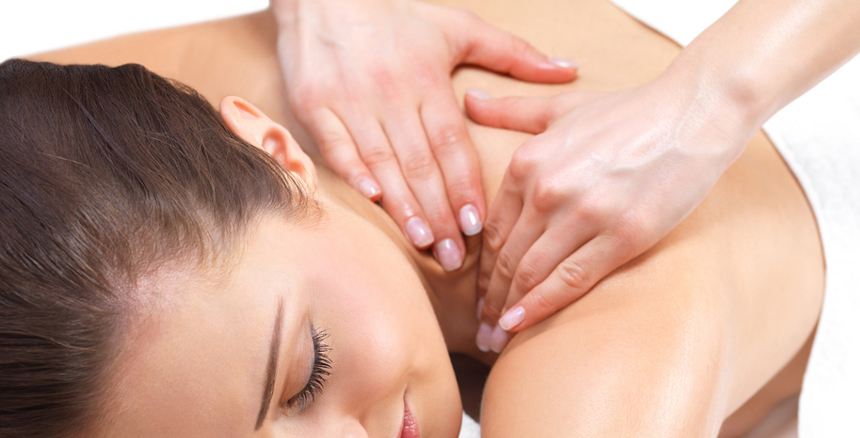 Deep Tissue Massage and Deep Cleansing Facial