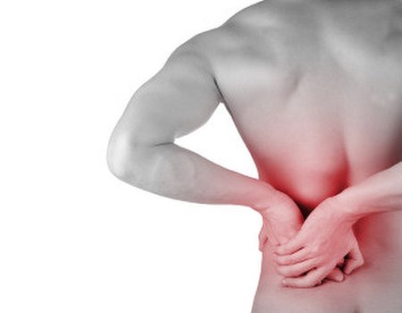Could back pain shrink your brain?