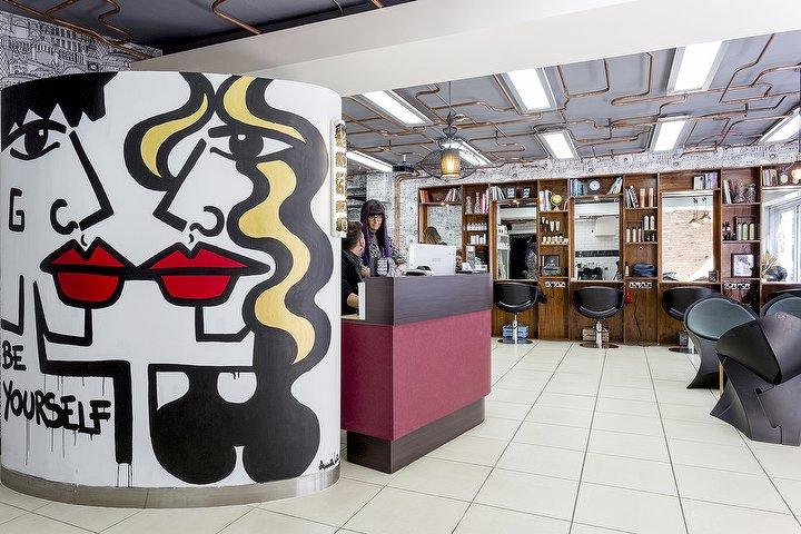 Kaizo hair salon hair salon in shoreditch london for Hair salon shoreditch