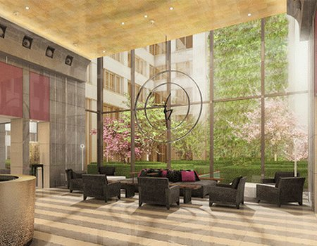 New Mandarin Oriental hotel and spa open in Paris