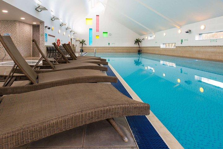 Fritids Spa På Ashford International Hotel Spa In-9095