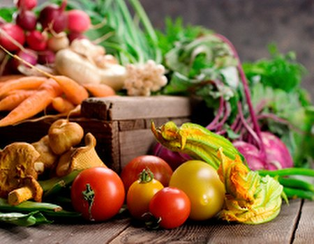 Matt and Allegra's Big Farm - food's never been fresher