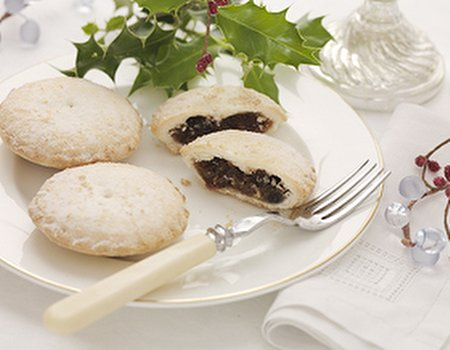 Gluten-free mince pies - they're Genius!