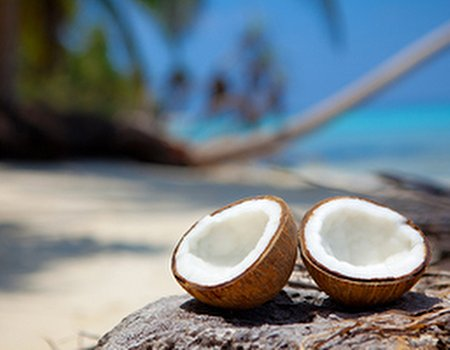 Treatwell's got a lovely bunch of coconuts