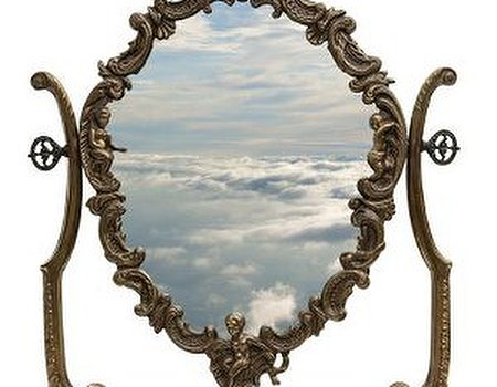 Mirror, mirror, on the wall...