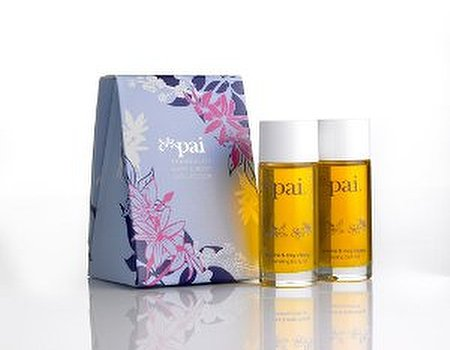 Soothe sensitive skin with the new Christmas Collections from Pai