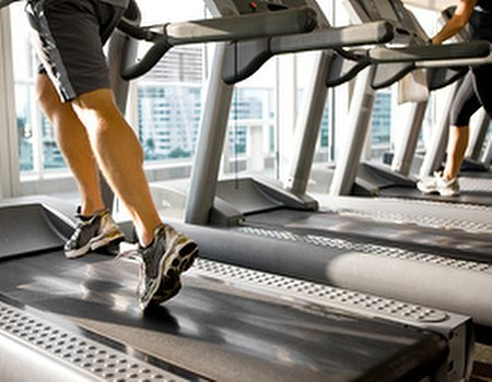 Burn those extra Christmas calories with York Fitness