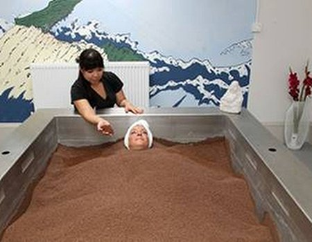 Tried and tested: Taizen Japanese bath at Shadi Danin Spa