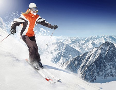 How to stay safe while skiing