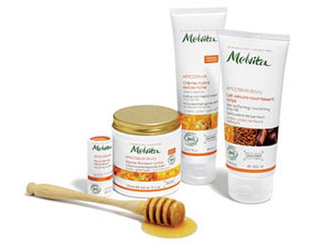 Tried and tested: Melvita Apicosma honey-based range
