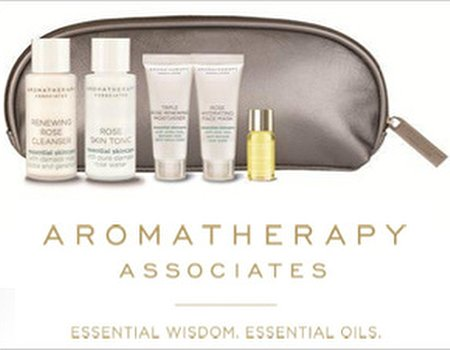 Tried and tested: Aromatherapy Associates Essential Skincare Set
