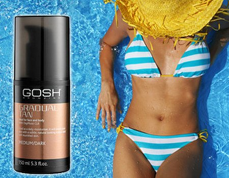 Tried and tested: GOSH Gradual Tan