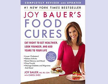 Book review: Joy Bauer's Food Cures