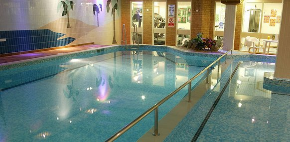 Health club at mercure norwich hotel hotel spa in norwich for East boundary road swimming pool