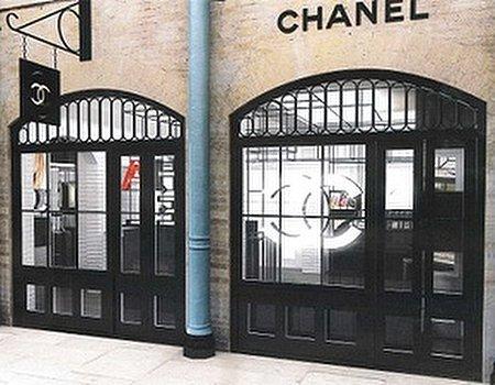 Chanel opens pop up shop in London