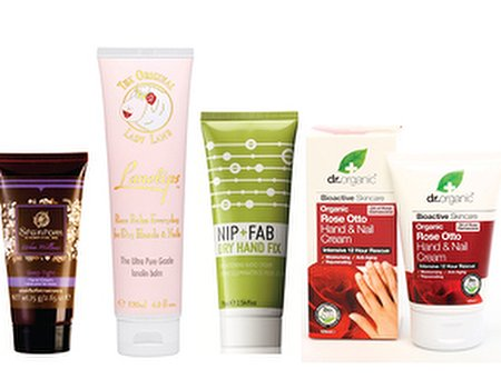 Tried and tested: our verdict on five hand creams