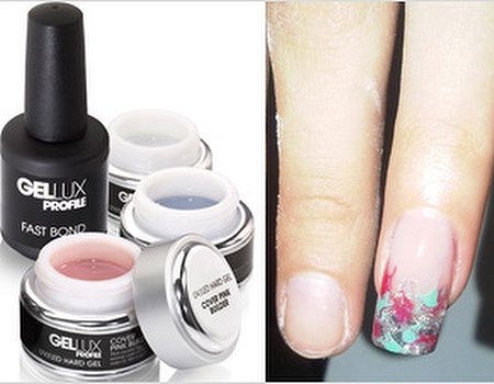 Treatwell news: Gellux launches new hard gel manicures