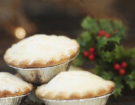 Healthy festive treats