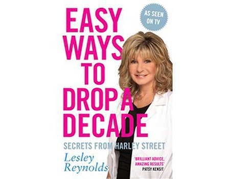 Book review: Easy Ways to Drop a Decade, Secrets from Harley Street