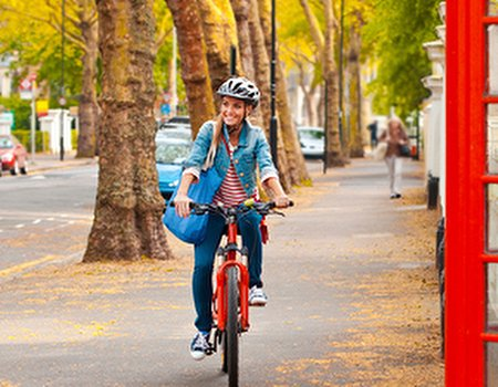 Treatwell guide: how to ride a bike...in style