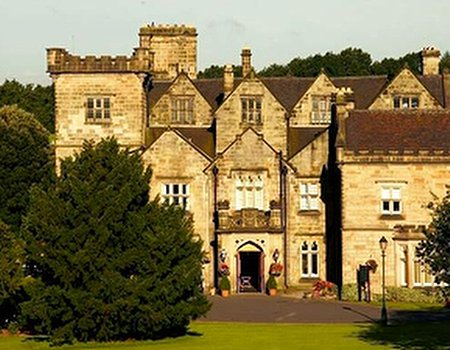 Spa of the week: Marriott Breadsall Priory Hotel & Country Club