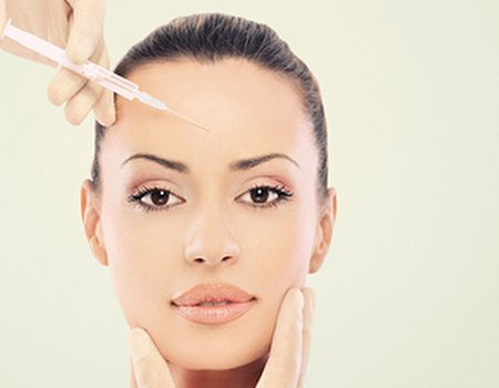 Tried and tested: Anti-wrinkle injections at Vagheggi's Harley Street