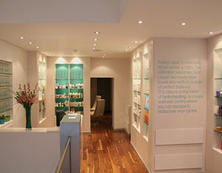 Tried and tested: Hydroblitz at hydrohealing in Notting Hill