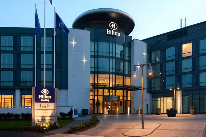 Hilton Reading Hotel Spa In Reading Centre Reading