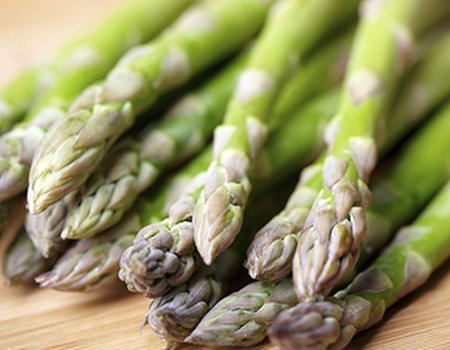 Seasonal superfood: asparagus