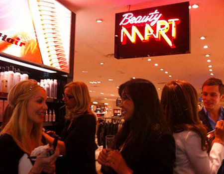 Treatwell news: BeautyMART at Harvey Nichols hosts an evening with the experts