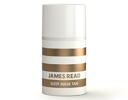 Tried and tested: James Read's Sleep Mask Tan