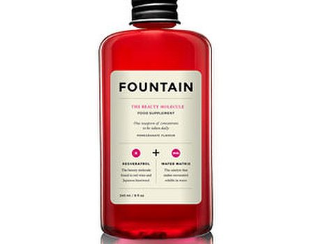 Tried and tested: Fountain, The Beauty Molecule