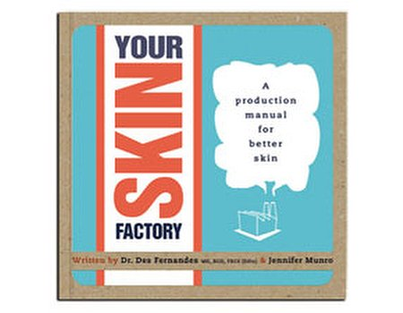 Book Review: Your Skin Factory by Dr Des Fernandes and Jennifer Munro