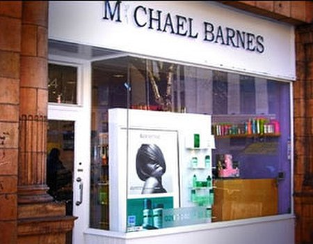 Salon of the week: Michael Barnes Hairdressing