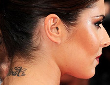Tattoo removal searches soar in UK weeks after Cheryl Cole unveils her latest bodyart