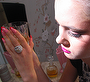 Sharon Tate nails