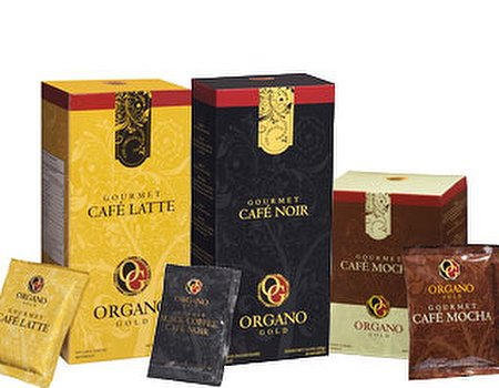 Tried and tested: Organa Gold's health boosting coffee