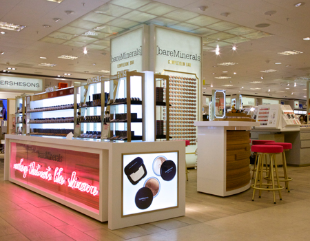 Something for the weekend: bareMinerals 'Make under' at Selfridges