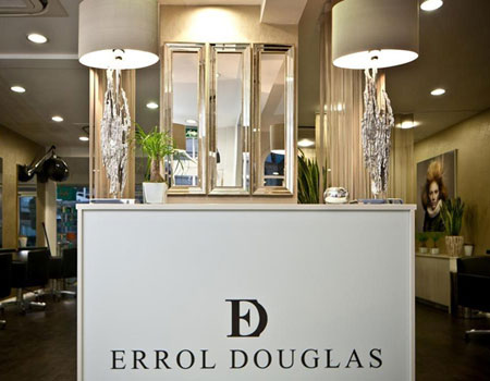 Salon of the week: Errol Douglas