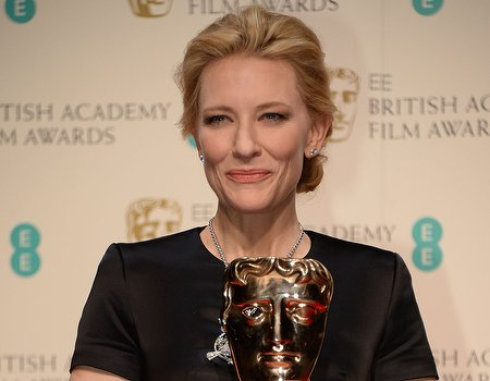 Best of the Baftas beauty