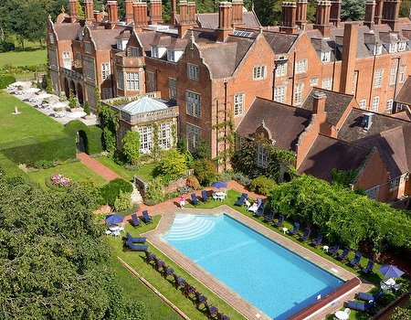 Spa of the week: Tylney Hall Hotel and Spa