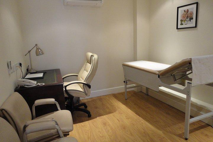 Hazel diamond semi permanent makeup london skin clinic for Nail salon marylebone