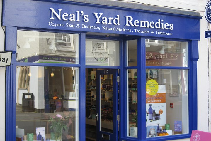 Neals Yard Remedies Leamington Spa Massage Therapy Centre In