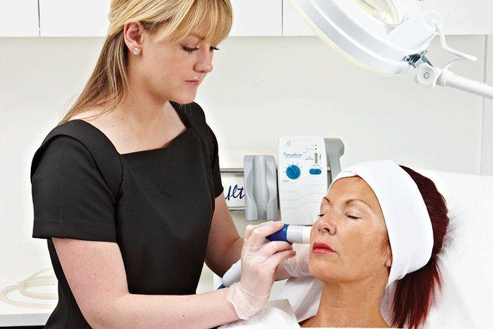 Skin health spa london marylebone skin clinic in for Nail salon marylebone
