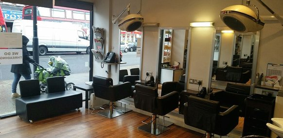 Snippers hair salon hair salon in palmers green london for A salon palmers green