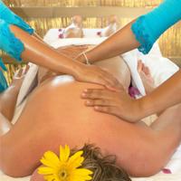 Six Hand Massage
