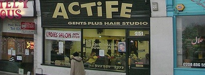 Actife hair salon in acton london treatwell for Acton nail salon